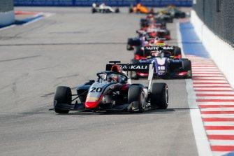 Leonardo Pulcini, Hitech Grand Prix Leonardo Pulcini, Hitech Grand Prix