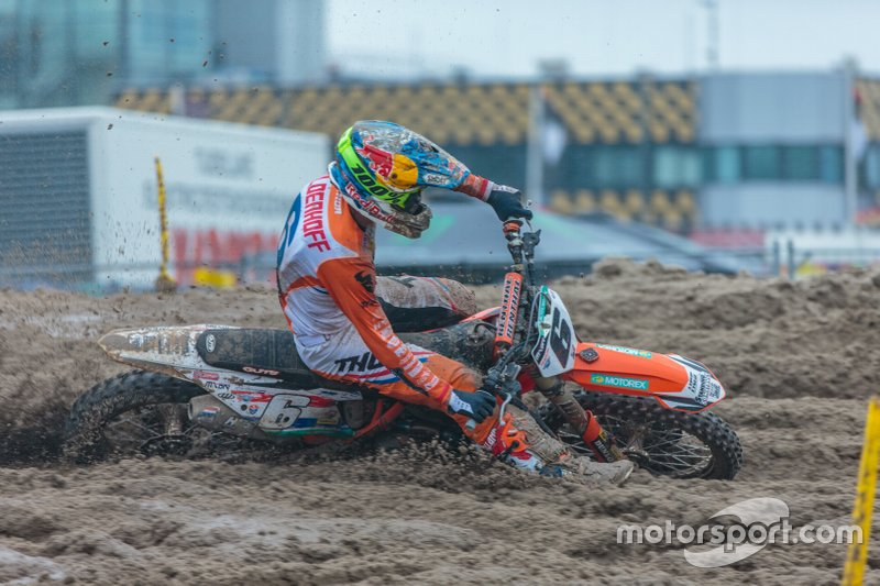 Glenn Coldenhoff, Team NL