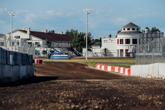 Rallycross-Strecke in Trois-Rivieres