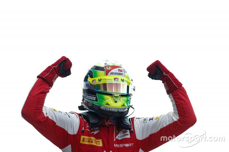 1. Mick Schumacher, Prema Racing