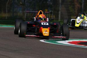Jonny Edgar, Jenzer Motorsport