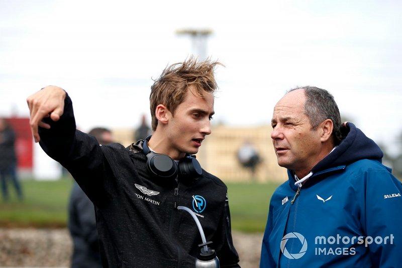 Ferdinand Habsburg, R-Motorsport met Gerhard Berger, ITR-voorzitter