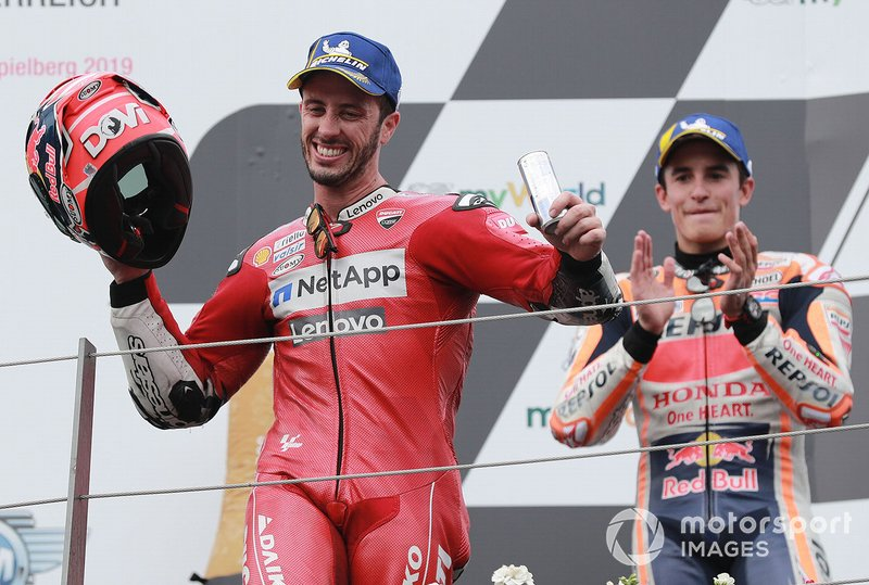 Dovizioso venceu a prova anterior