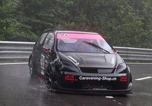 Daniel Kammer, Honda Civic, Equipe Bernoise