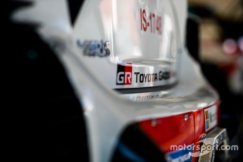 Detail, Ott Tänak, Martin Järveoja, Toyota Gazoo Racing WRT Toyota Yaris WRC