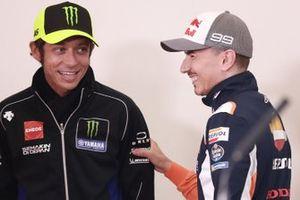 Valentino Rossi, Yamaha Factory Racing, Jorge Lorenzo, Repsol Honda Team