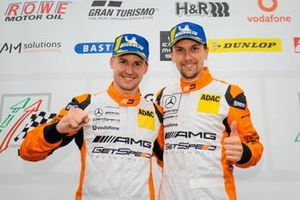 #2 Team GetSpeed Performance Mercedes-AMG GT3: Philip Ellis, Dominik Baumann