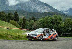 Styve Juif, Cyliane Michel, Renault Clio R3, Juif Sport