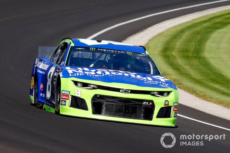 25th: Daniel Hemric, Richard Childress Racing - Must win