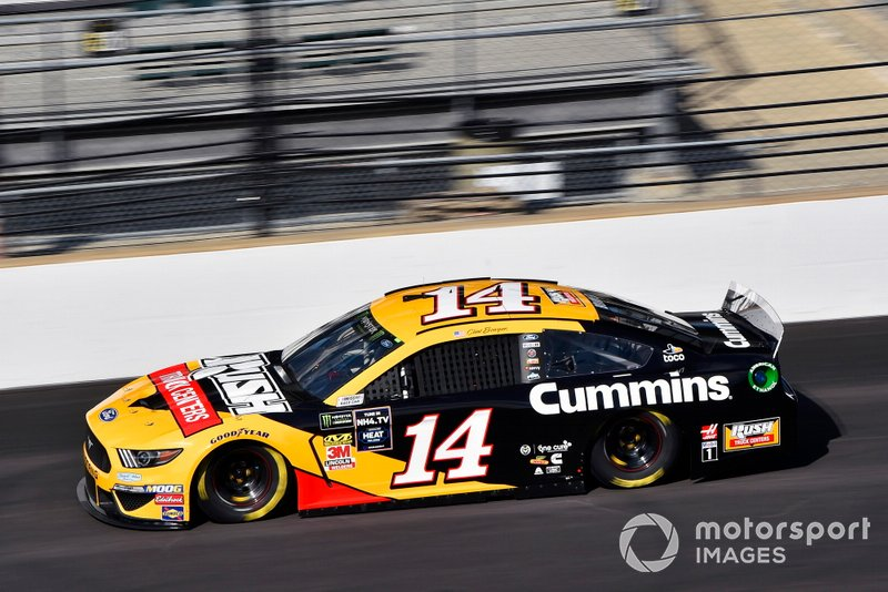 15th: Clint Bowyer, Stewart-Haas Racing +8pts