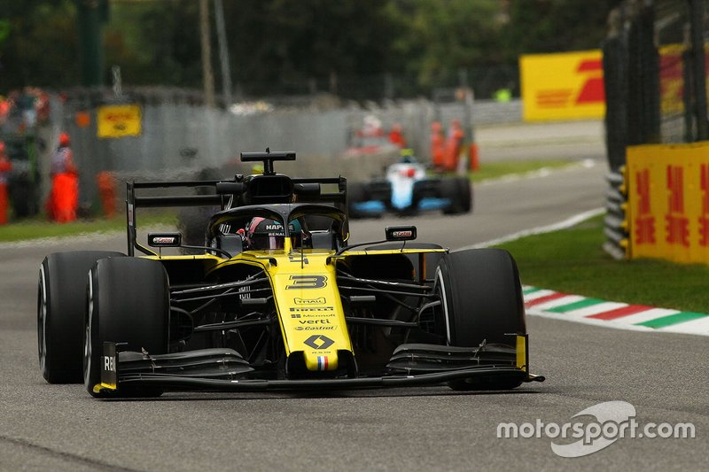 Daniel Ricciardo – Pós-corrida
