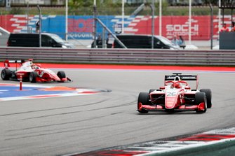 Marcus Armstrong, PREMA Racing and Robert Shwartzman, PREMA Racing