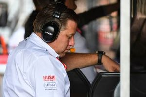 Zak Brown, Executive Director, McLaren