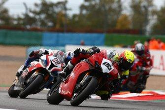 Barrier, Markus Reiterberger, BMW Motorrad WorldSBK Team