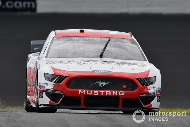 David Ragan, Front Row Motorsports, Ford Mustang Citgard Heavy Duty Engine Oil