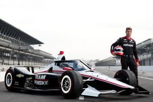 Will Power, Team Penske Chevrolet con el aeroscreen