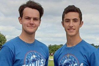 Josh Green and Scott Huffaker