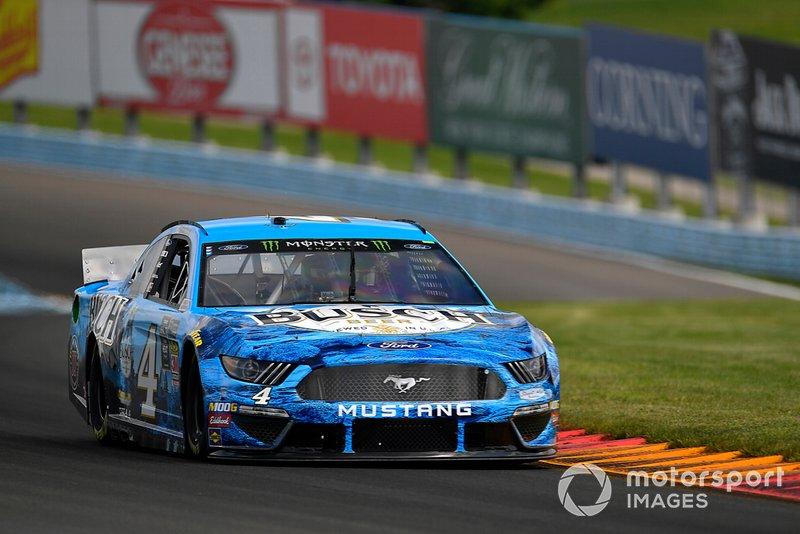 7. Kevin Harvick, Stewart-Haas Racing, Ford Mustang