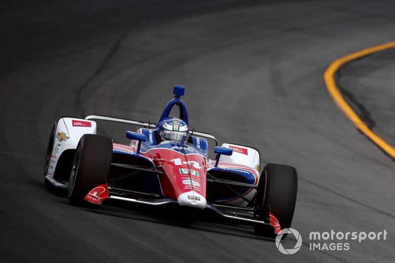 8. Tony Kanaan, A.J. Foyt Enterprises Chevrolet