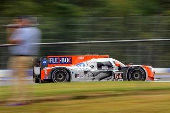 #54 Core autosport Nissan DPi: Jonathan Bennett, Colin Braun, Romain Dumas