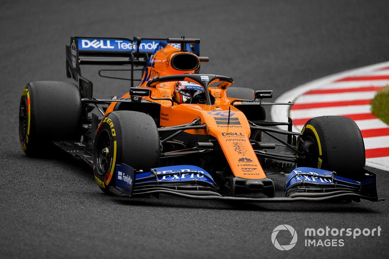 Carlos Sainz Jr., McLaren: 10 puan