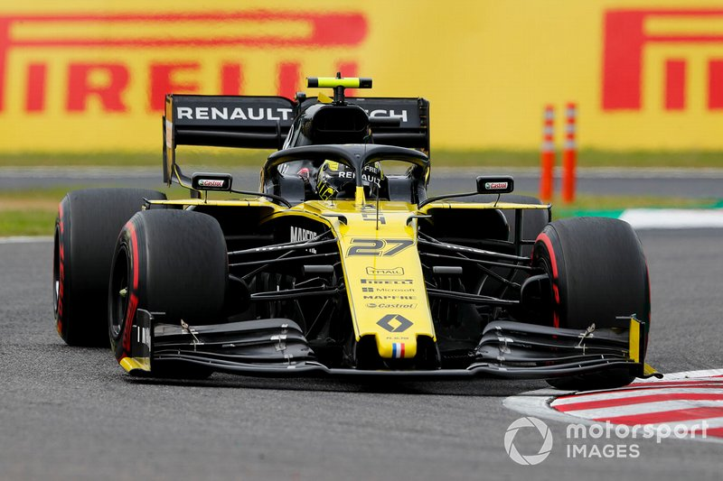 DESCLASSIFICADO: Nico Hulkenberg, Renault F1 Team R.S. 19