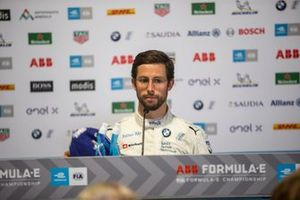 Alexander Sims, BMW I Andretti Motorsports in the press conference