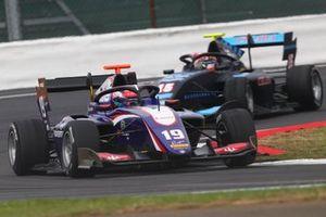 Niko Kari, Trident y Giorgio Carrara, Jenzer Motorsport