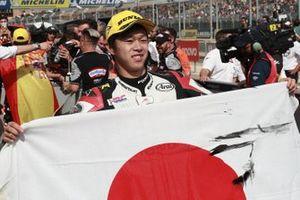 Secondo classificato Ai Ogura, Honda Team Asia