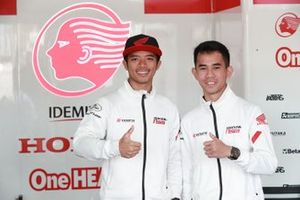 Somkiat Chantra, Honda Team Asia, Gerry Salim, Honda Team Asia