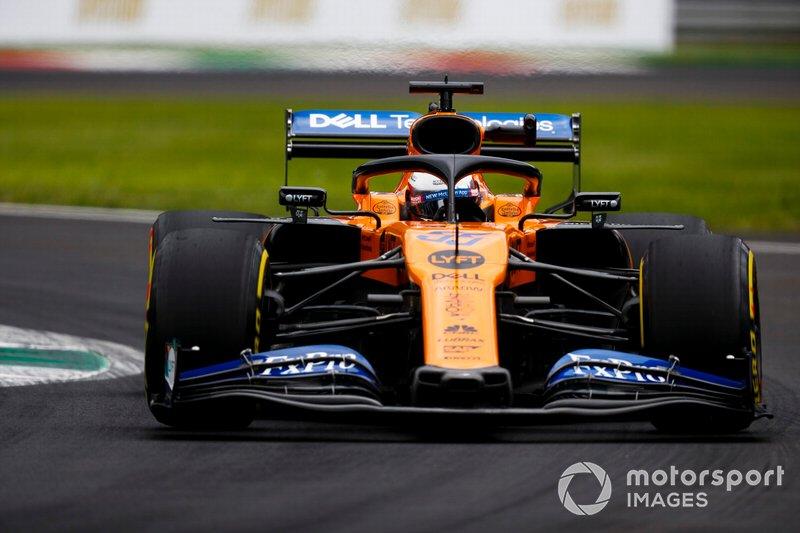 7 - Carlos Sainz Jr., McLaren MCL34 - 1'20.455