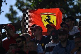 Fan della Ferrari