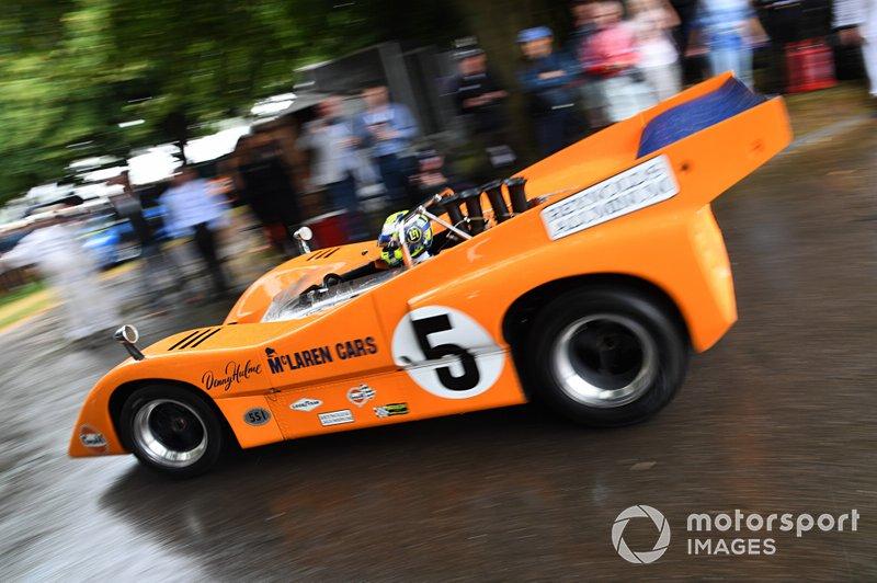 Lando Norris McLaren M8D
