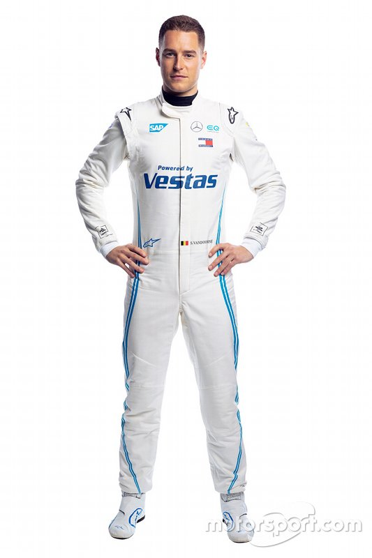 Stoffel Vandoorne, Mercedes-Benz Formula E