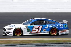 Andy Seuss, Petty Ware Racing, Ford Mustang JACOB COMPANIES