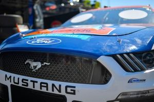 Matt Tifft, Front Row Motorsports, Ford Mustang Compressor World