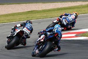 Michael van der Mark, Pata Yamaha, Jordi Torres, Team Pedercini, Marco Melandri, GRT Yamaha WorldSBK
