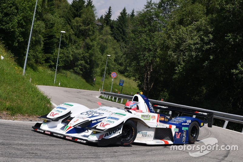 Christian Merli, Vimotorsport, Osella FA 30 Zytek LRM