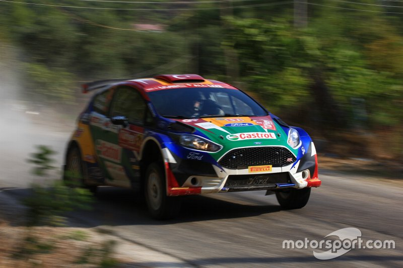 Бугра Баназ и Бурак Эрденер, Castrol Ford Team Turkey, Ford Fiesta R5