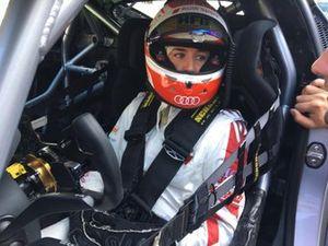 Rahel Frey, Audi R8 LMS GT4