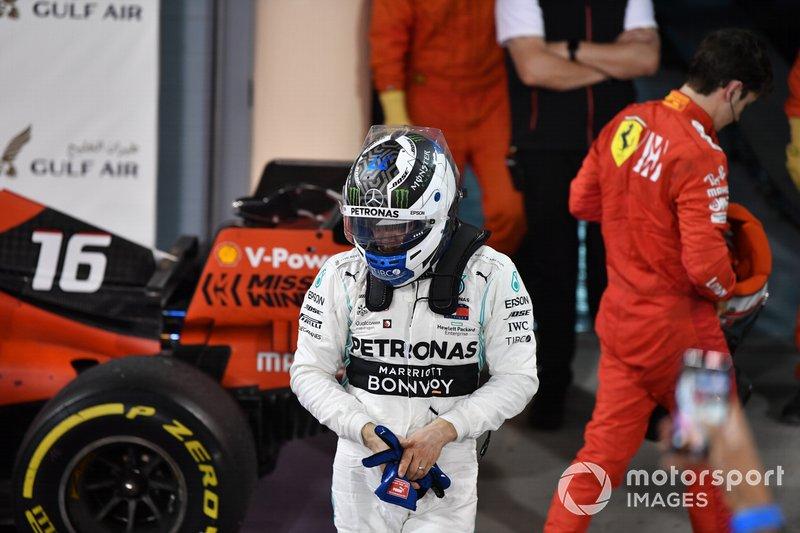 Valtteri Bottas, Mercedes AMG F1, 2° classificato