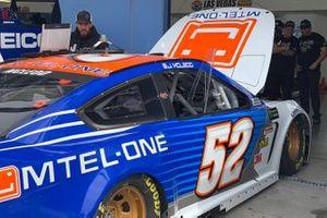 B.J. McLeod, Rick Ware Racing Ford Mustang