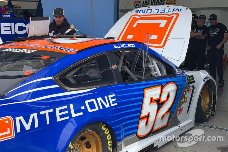 B.J. McLeod, Rick Ware Racing
