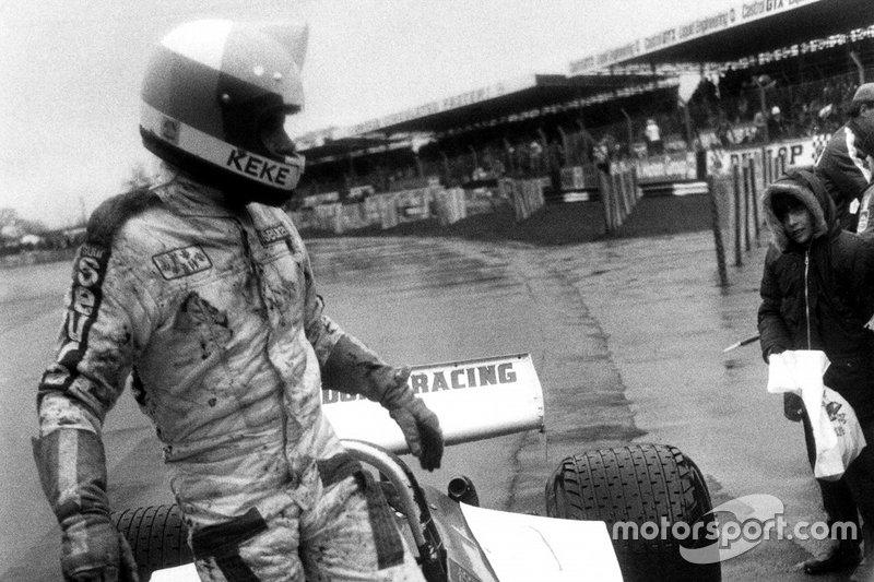 Keke Rosberg, Theodore Racing Ralt TR1-Cosworth