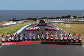 WorldSBK Official Chevron Picture