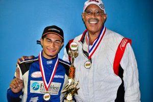 Ernie Francis Jr. and Eric Johnson