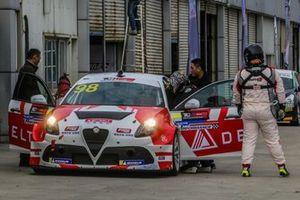Ma Qing Hua, Freely Racing, Alfa Romeo Giulietta TCR