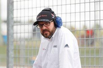 Chris Reinke, Hoofd van Audi Sport Customer Racing