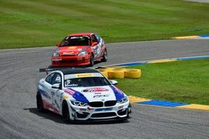 #3 MP2B BMW M4 GT4 driven by Randy Mueller & Michael Camus of Epic Motorsports