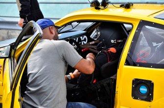 #50 MP4A Honda CRX driven by Jorge Gorbea of JAC Performance